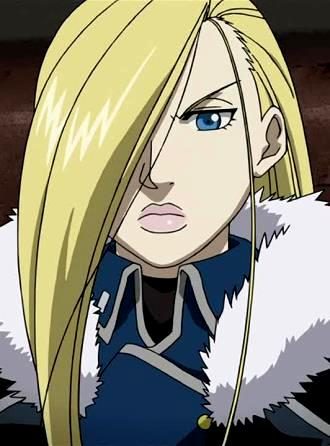 Olivier Mira Armstrong