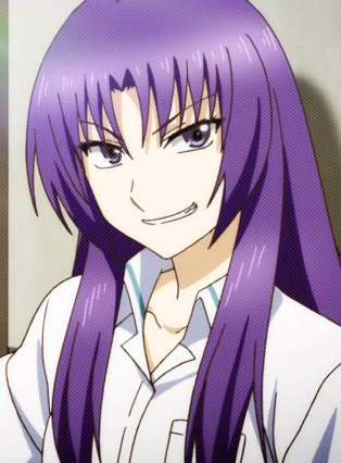 Chitoses Older Sister  DFrag! Wiki  Fandom powered by