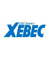 Logo studio atau produser Xebec