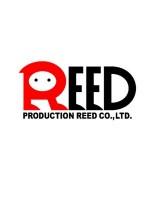 Logo studio atau produser Production Reed