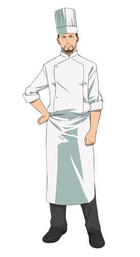 Suwabe Junichi sebagai Pemilik Restoran