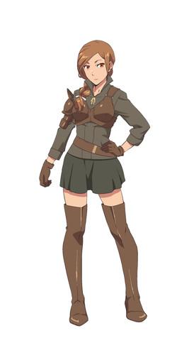 Yasuno Kiyono sebagai Sarah